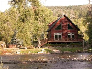 Pagosa Springs cabin photo - Cabin Riverfront