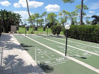 Naples condo photo - Shuffle Board at the Glades
