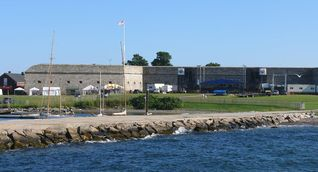 Newport house photo - Fort Adams