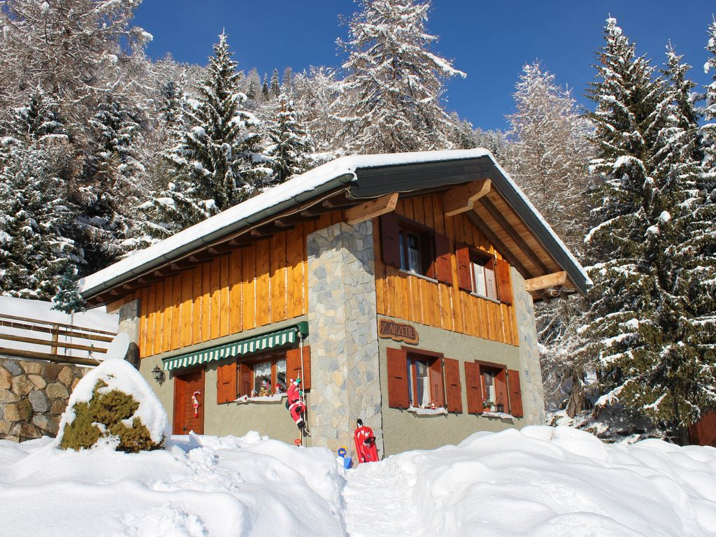 Typical Swiss Chalet In Anz Re Valais Homeaway Sion