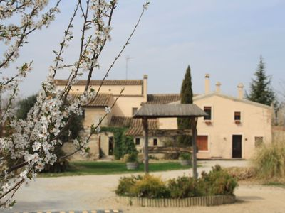 Property with 5 connected, rustic holiday homes, l...