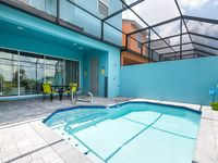 Festival Jubilee, 4 Bedroom Townhome, Private Pool: 4 BR / 3.5 BA condo in Davenport, Sleeps 8