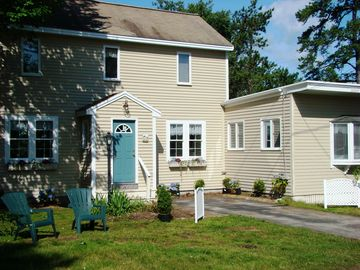 Exterior Front of Maine Beach Dreams - Pine Point