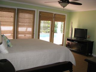 Anna Maria house photo - Tropical & Relaxing Pool Area