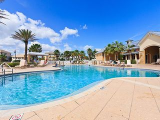 Palm Coast condo photo - Stroll over to the clubhouse and enjoy the heated pool