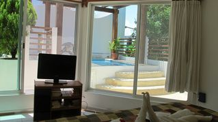 Playa del Carmen condo photo - from the master bedroom...