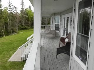 Skir Dhu house photo - The Front Deck