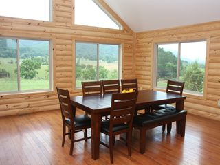 Luray cabin photo - Dining