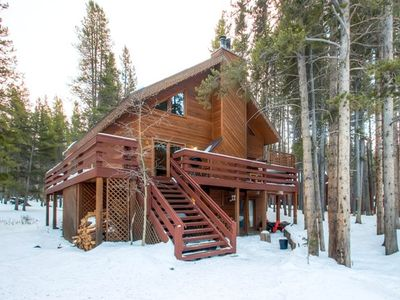 Lower mohawk lake breckenridge colorado for Lake whitney cabins with hot tubs