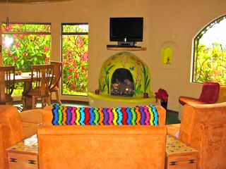 Nuevo Arenal house photo - Relax and enjoy the serenity.