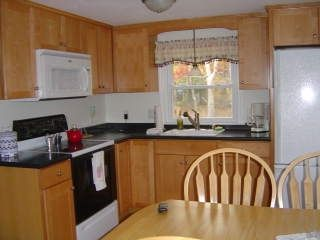 Kitchen - Falmouth house vacation rental photo