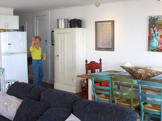 Provincetown condo photo - Say hi to mom.