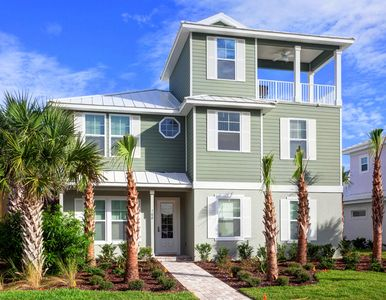 Our Camelot House with 7 bedrooms, 7 bathrooms, elevator, ocean views