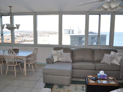 Affordable 2-Story Penthouse w/Panoramic Ocean And Bay Views