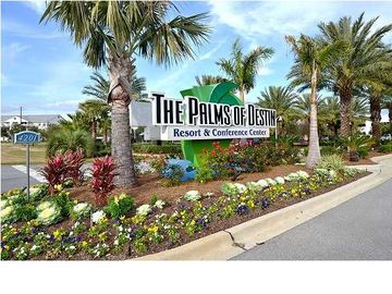Entrance of The Palms Of Destin Resort & Conference Center