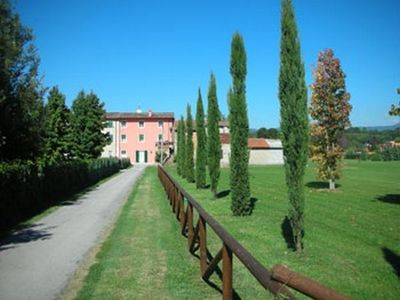 Lucca chateau / country house rental - 'Encantea'