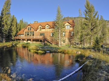 Big Sky lodge rental