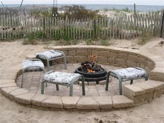 Point Pleasant Beach house photo - Easy Gas Firepit