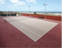 Golden Sands Ocean City condo photo - VOLLEY BALL COURT