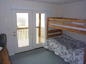 Nags Head house photo - Bunk Bedroom