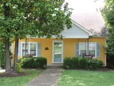 Academy House...a charming 1938 Bungalow in Historic Downtown Franklin