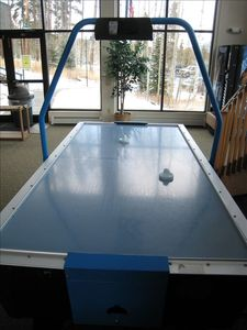 Air Hockey, Pool, Ping Pong
