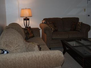 Gettysburg condo photo - LR, couch and love seat
