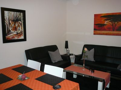 Luxus-Apartment, max 4 Personen