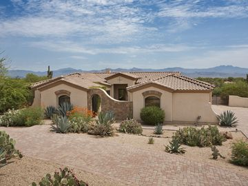 Scottsdale North house rental - Front of Home - Private and Views!