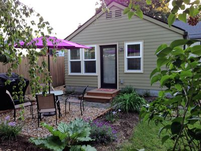 Discount Winter rates for new private cottage-explore Portland, Mt Hood, Gorge