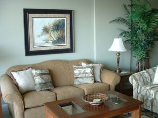 Orange Beach condo photo - Living Room