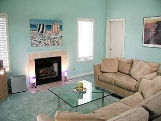 Rehoboth Beach condo photo - Living Room