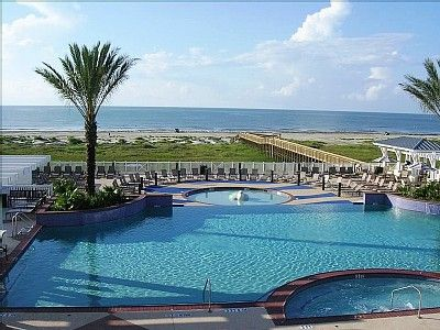Galveston condo rental - Pointe West Beach Club