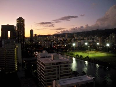 Dusk & Sunset Views are Especially Spectacular From Condo Balcony - Come & See!!