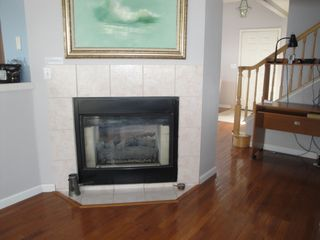 Reno house photo - Fireplace