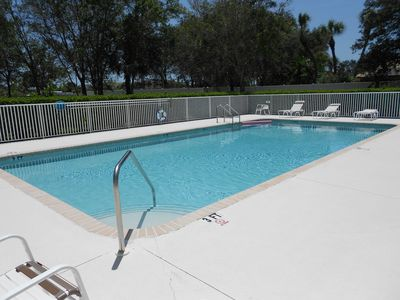 Venice bungalow rental - Pool