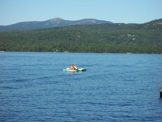 Newfound Lake cottage photo - Bring your Kayak...