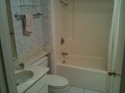 Sun City condo rental - Full Second Bathroom