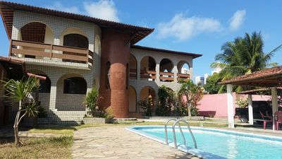 LARGE HOUSE WITH SWIMMING POOL IN PONTA NEGRA, NATAL