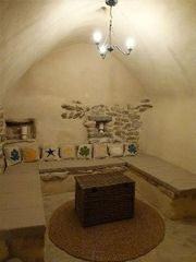 Vaison-la-Romaine townhome photo - vaulted cellar lounge
