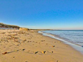 Chilmark house photo - Short Beach Is A Private Squibnocket Farm Association Beach Just Past Bluff House