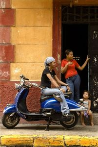 The lively street life of Casco Viejo