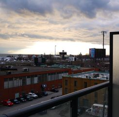 Toronto condo photo - Watch the sunset over the hustle and bustle of Canada's largest city.