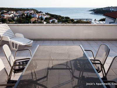 Pjescana Uvala apartment rental - Relax and enjoy the seaview