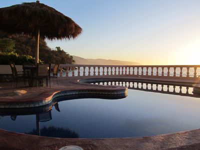 Classic Mexican Villa Style Condo with views of Los Arcos and Bandaras Bay