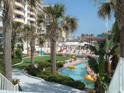 Ocean walk is the # 1 family resort in Daytona
