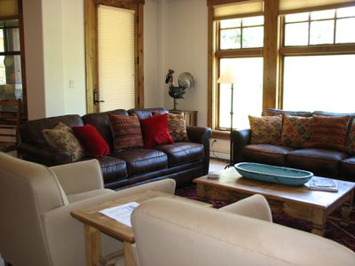 another view of the living room seating