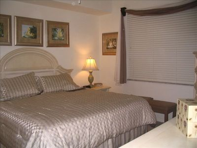 Master Bedroom...King Bed