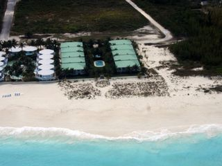 Treasure Cay house photo - Birds eye view of the Cottages