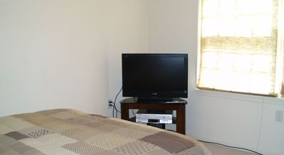 Guest Room - 32 Inch Sony Plasma - DVD Movie Library